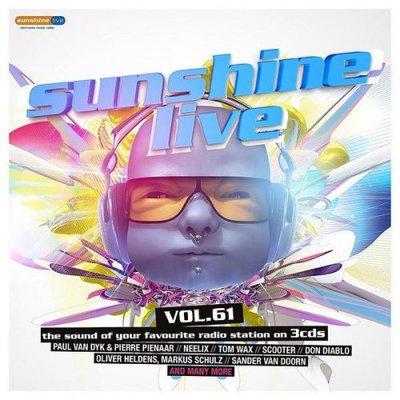 Sunshine Live Vol 61 (2017) .mp3 - 320 Kbps