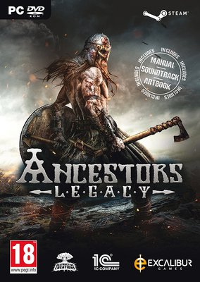[PC] Ancestors Legacy (2018) Build.47920.incl.DLC-CODEX Multi - SUB ITA