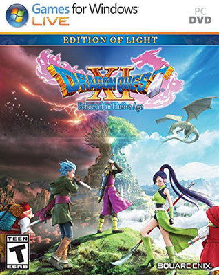 [PC] DRAGON QUEST XI: Echoes of an Elusive Age (2018) Multi - SUB ITA