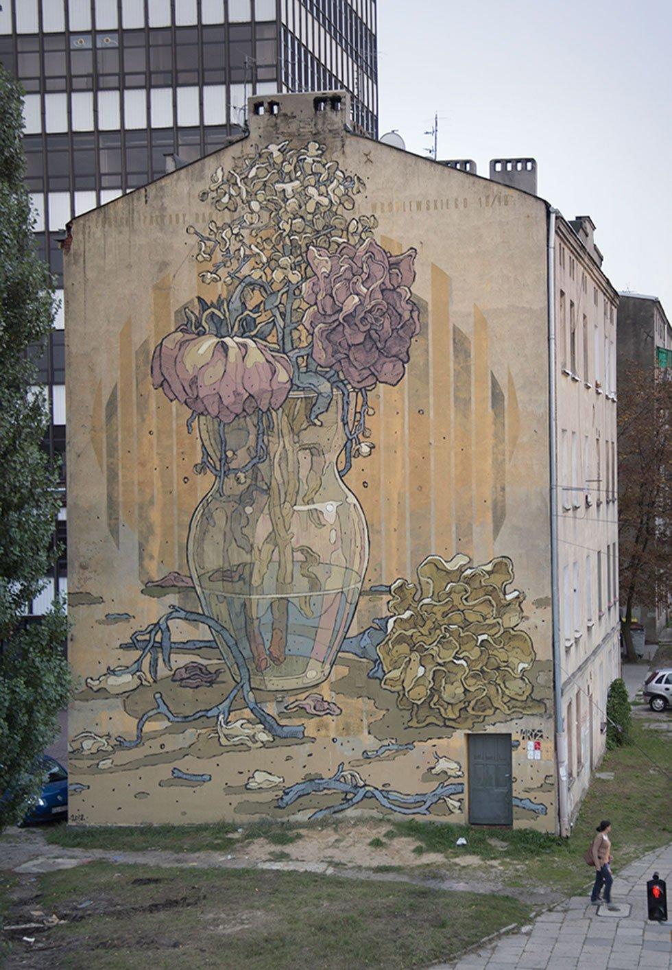 Street Art - sztuka ulicy #6 16