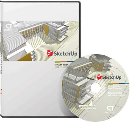 3D modeling for everyone SketchUp