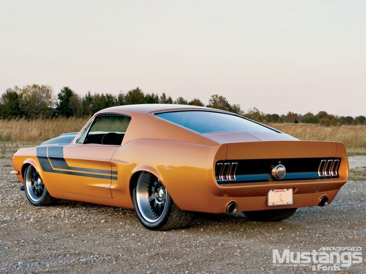 Ford Mustang '67 18