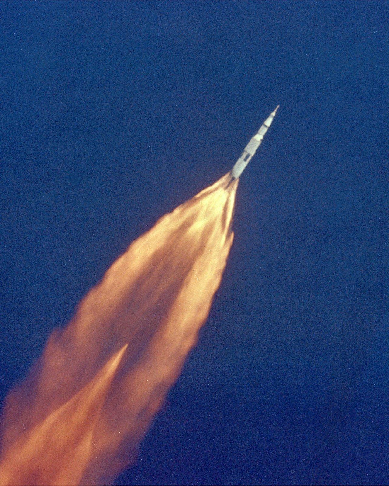 Misja Apollo 11 - lądowanie człowieka na Księżycu 32