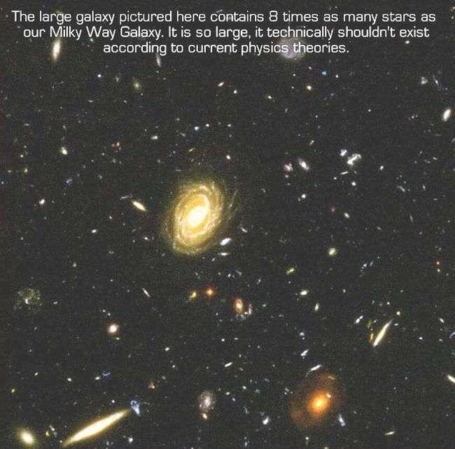 Wszechświat: jak mali jesteśmy 28