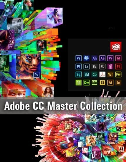 Adobe CC 2014 Complete Master Collection (19/5/2015)