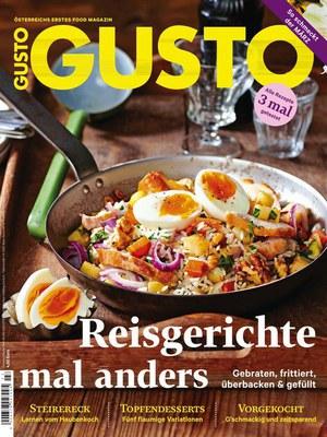 Gusto Magazin (richtig gut kochen) März No 03 2019