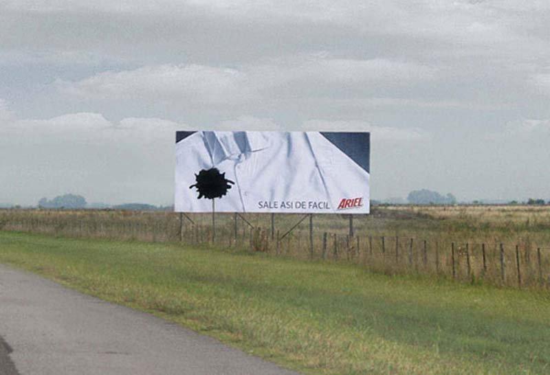 Oryginalne billboardy #2 3