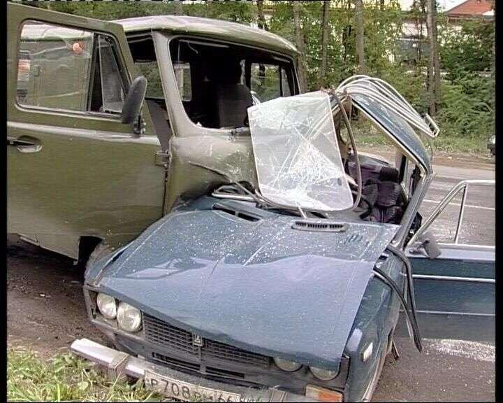 Wypadki samochodowe #2 23