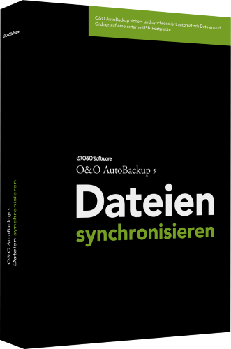 O&O  AutoBackup Professional 5.1.157 German - 32/64 Bit