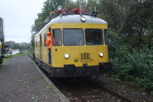 701 119-0 Bega
