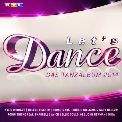 VA - Let's dance - Das Tanzalbum 2014 [2CD] (2014) .mp3 - V0