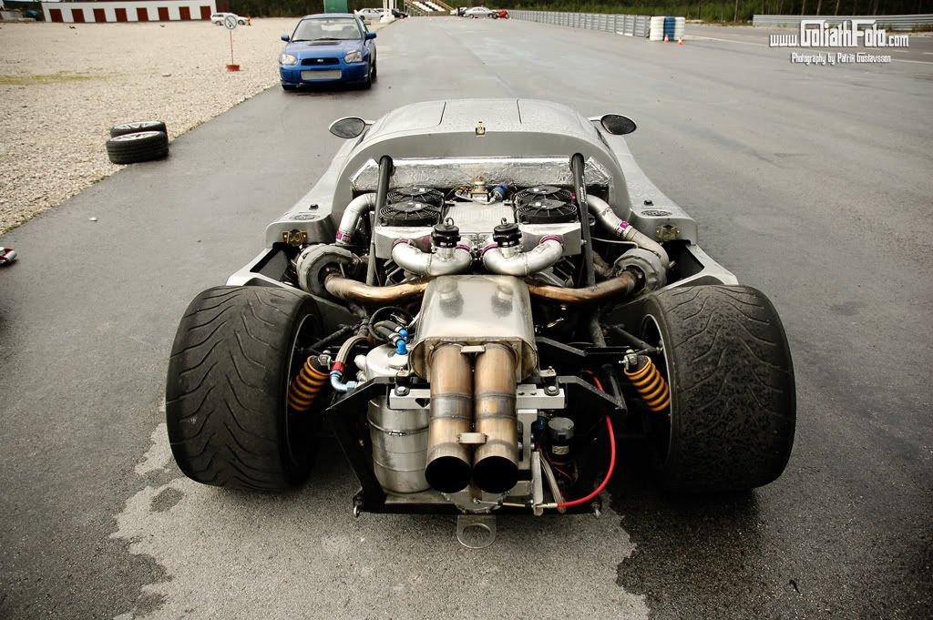 Twin turbo 7