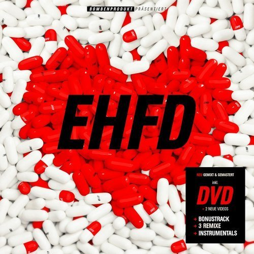 Cover: Herzog - EHFD (2015)