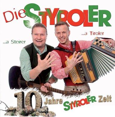 Die Styroler - 10 Jahre Styroler Zeit (2014)