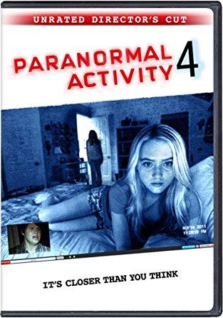 Paranormal Activity 4 Türkçe Dublaj indir | 2012