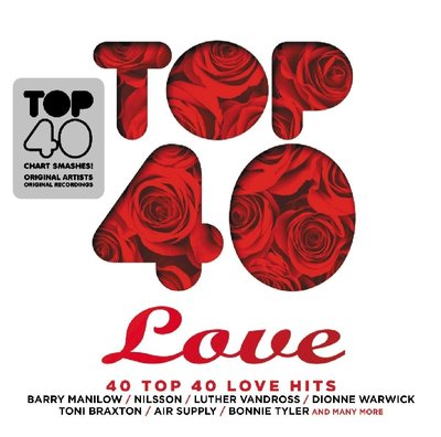 VA - Top 40 - Love (2014) .mp3 - 320kbps
