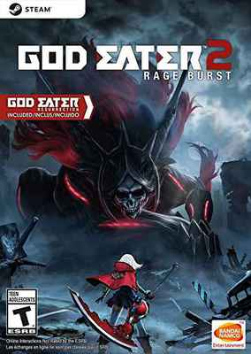 GOD EATER 2 Rage Burst DOWNLOAD PC SUB ITA (2016)