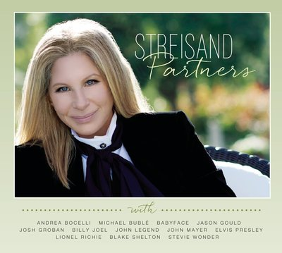Barbra Streisand - Partners (2014) .mp3 - 320kbps