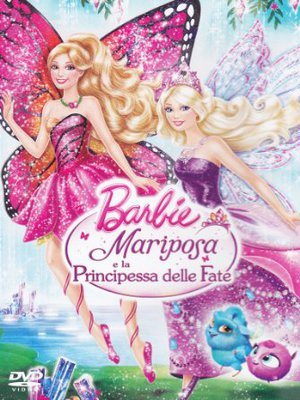 Barbie Mariposa e La Principessa Delle Fate (2013).Mp4 Portable H264 Aac x720 -ITA