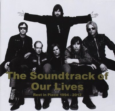 The Soundtrack of Our Lives - Rest in Piece 1994-2012 [2CD] (2014) .mp3 - 320kbps