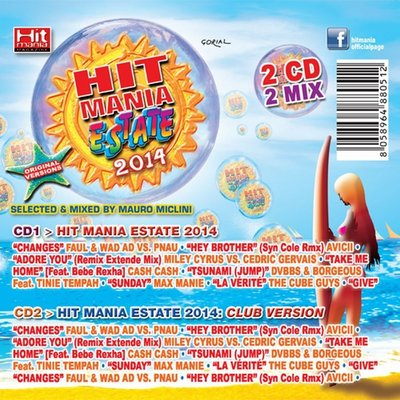 VA - Hit Mania Estate 2014 (2014) .mp3 - V0