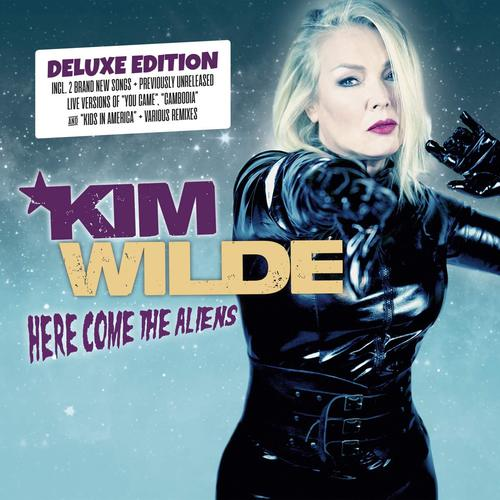 Kim Wilde - Here Come The Aliens (Deluxe Edition) (2018) FLAC