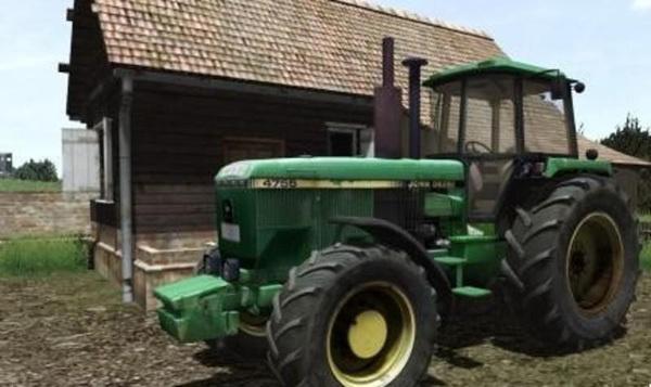 John Deere 4755 v1.0 –  Farming Simulator 2013 Mod