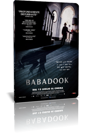 Babadook (2014)  MD BDRip  ITA Avi