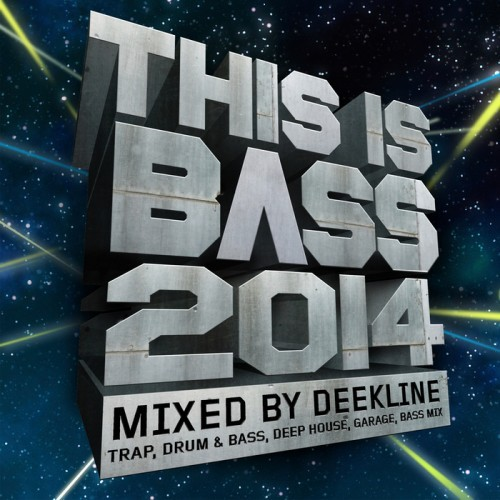 VA - This Is Bass 2014 - Mixed By Deekline (2014)