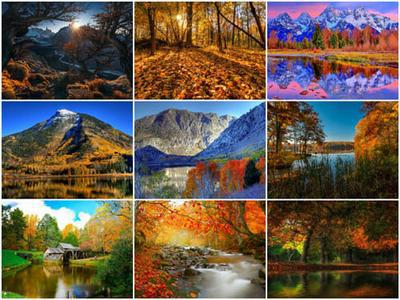 75 Amazing Autumn HD Wallpapers