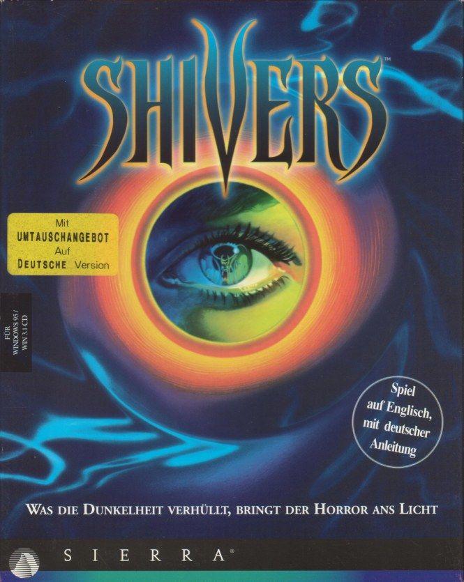 Shivers Deutsche  Texte, Untertitel, Menüs Cover