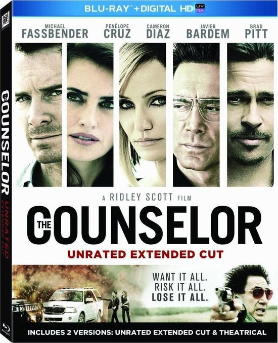 Dan��man | The Counselor | 2013 | Theatrical Cut | BDRip | XviD | T�rk�e Dublaj