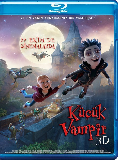 Küçük Vampir – The Little Vampire | 2017 | Dual (TR-EN)