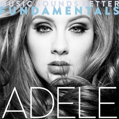 Adele – Music Sounds Better Fundamentals (2015).Mp3 - 320Kbps