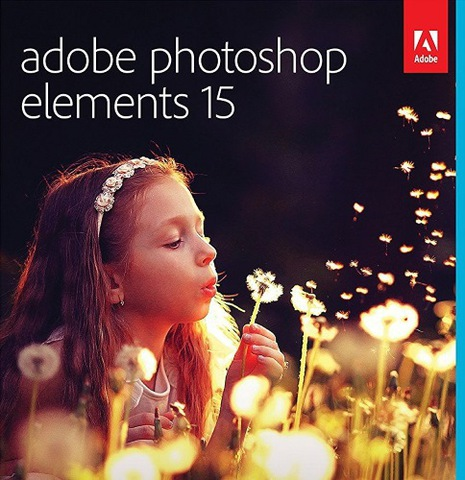 : Adobe Photoshop Elements v15.0