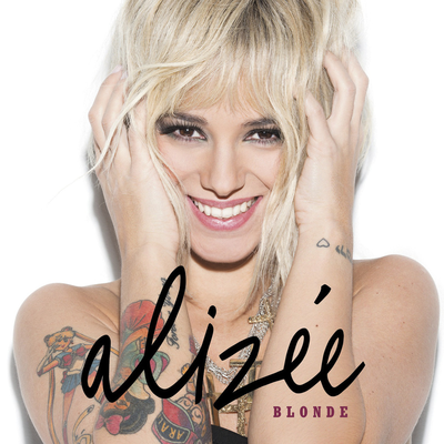 Alizée - Blonde (2014) .mp3 - 320kbps