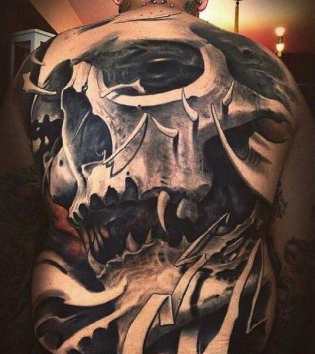 Świetne tatuaże #6 39