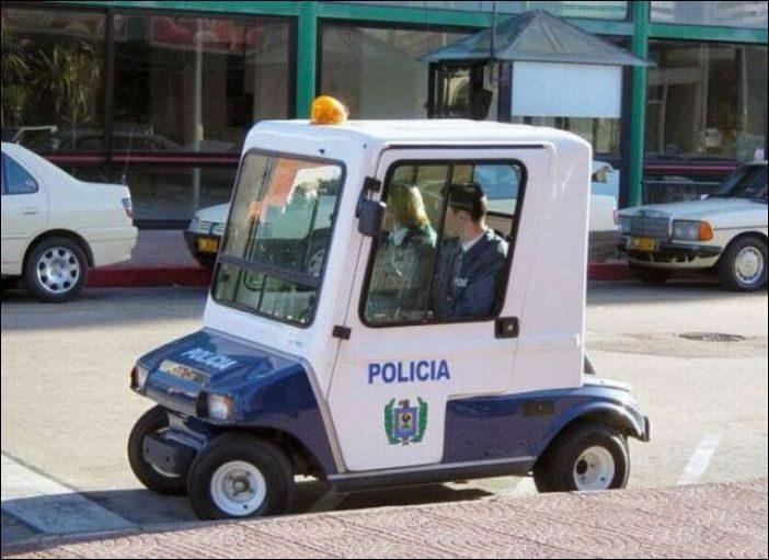 Policja z przymrużeniem oka 14