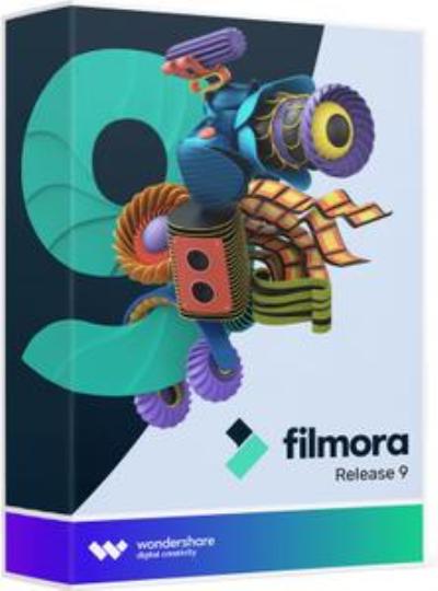 Wondershare Filmora v9.0.1.40