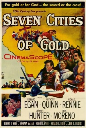 7 Altın Şehir – Seven Cities Of Gold | 1955 | Türkçe Dublaj