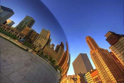 Nowoczesna rzeźba w Chicago 8