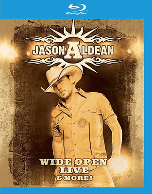 Jason Aldean: Wide Open Live & More (2009) Blu-ray 1080i AVC DTS-HD 5.1 Eng