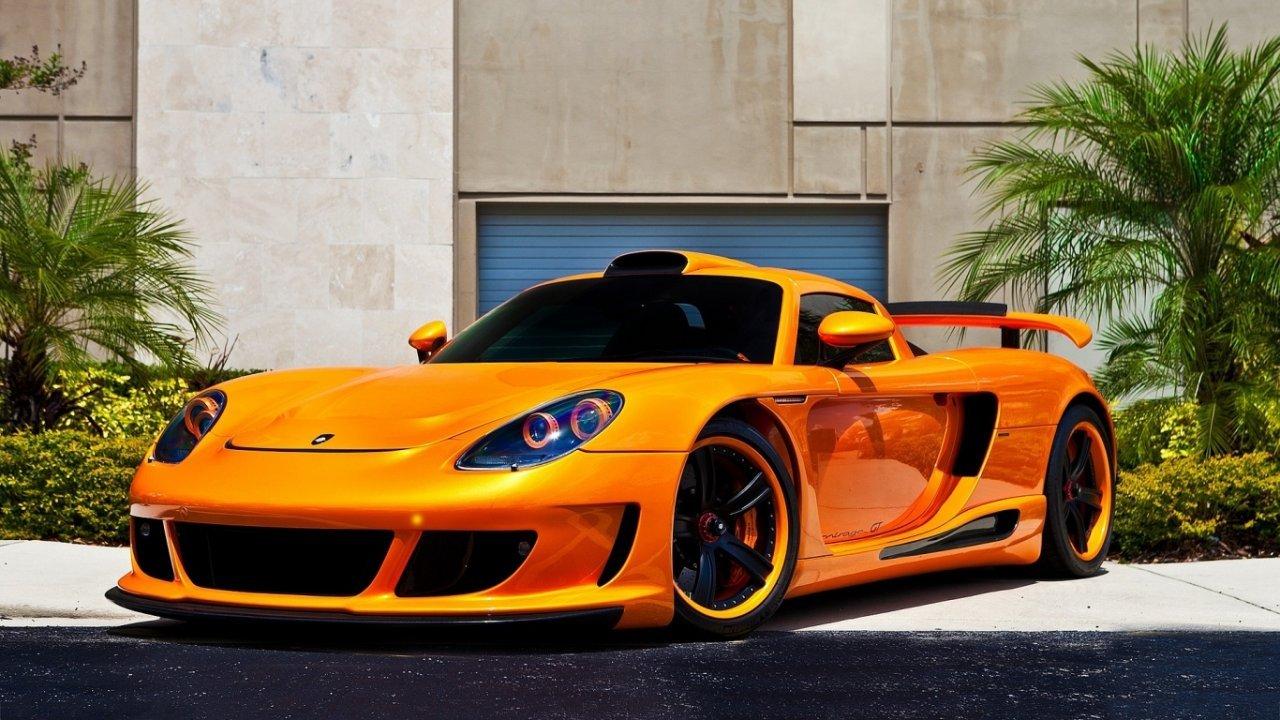 Porsche Carrera GT 19