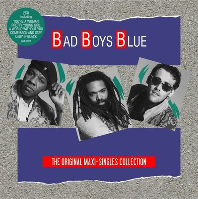 Bad Boys Blue - The Original Maxi-Singles Collection [2CD] (2014) .mp3 - V0