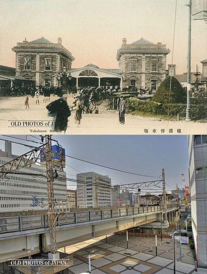 Japonia kiedyś i dziś 2