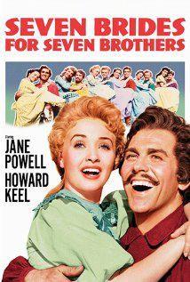 7 Kardeşe 7 Gelin – Seven Brides For Seven Brothers | 1954 | DuaL Türkçe Dublaj