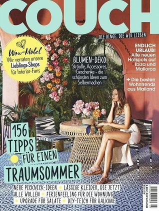 Couch Magazin (Dinge die wir lieben) Juli No 07 2018