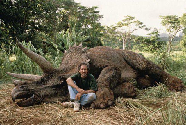 Za kulisami filmów: Jurassic Park 14