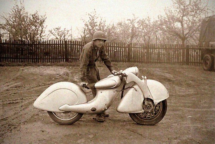 Nietypowe motocykle 6