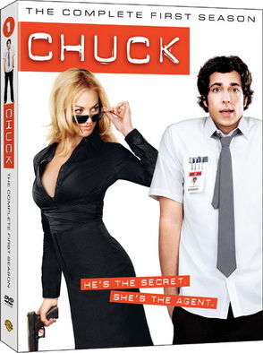 Chuck - Stagione 1 (2007) (Completa) LD DVDRip ITA MP3 Avi